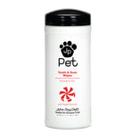 JP Pet Tooth and Gums Wipes - 45 sheets