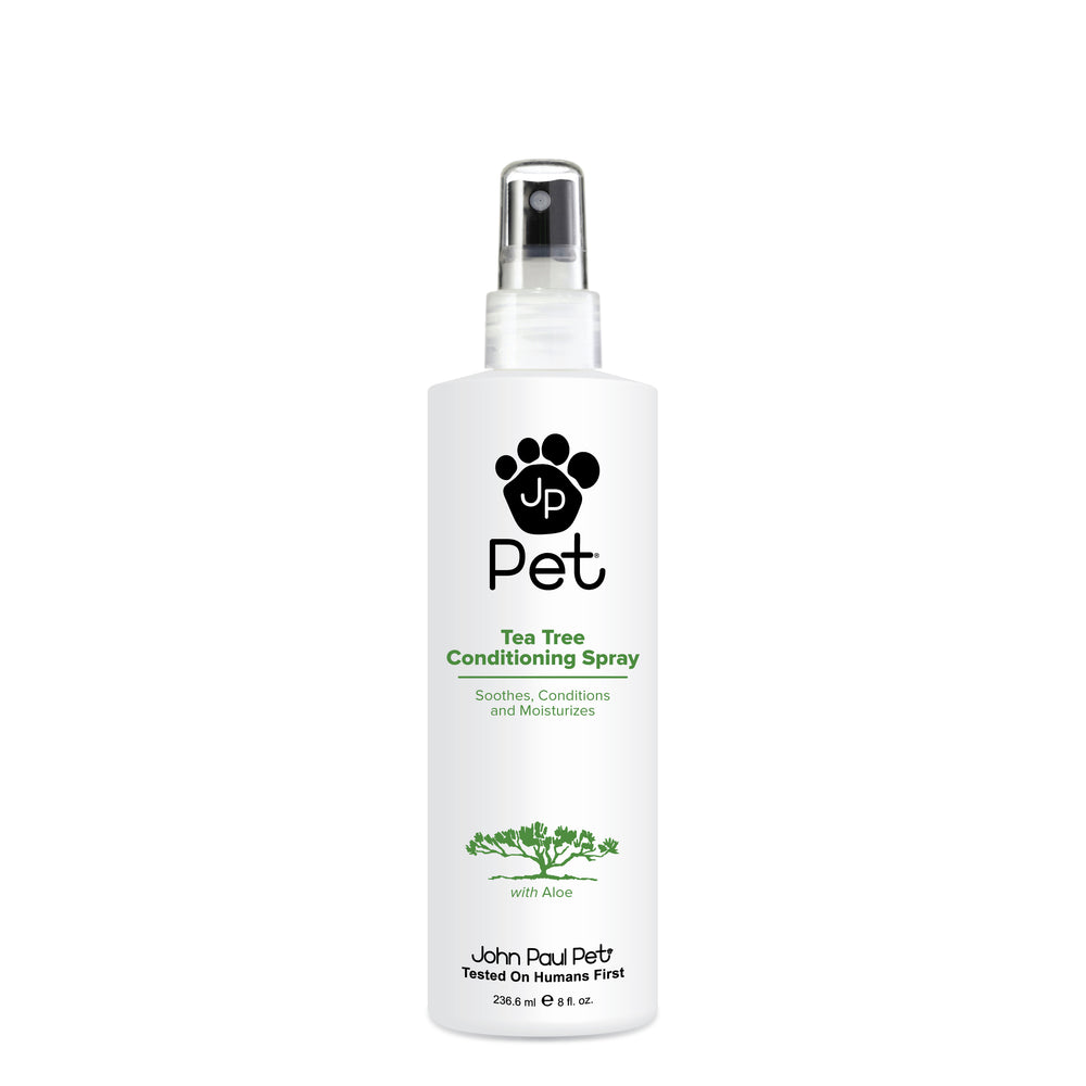 JP Pet Tea Tree Conditioning Spray 236ml