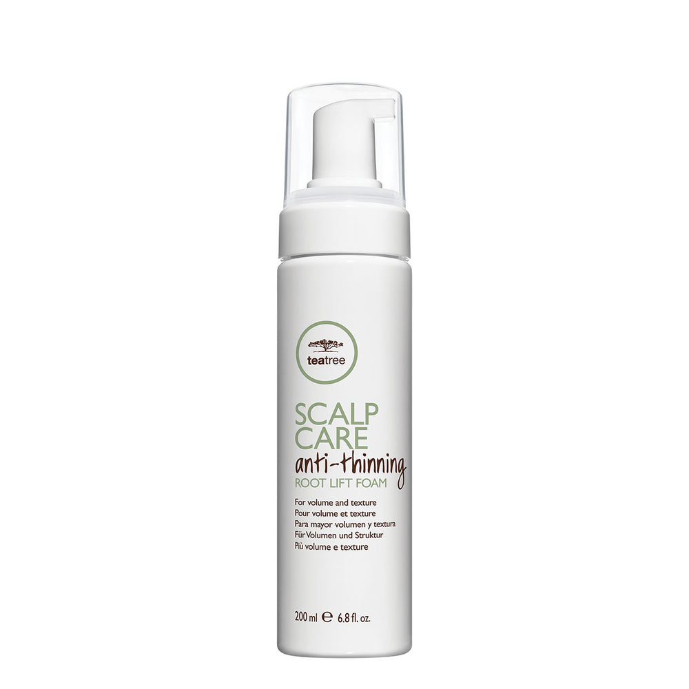 Scalp Care Anti-thinning Root Lift Foam 200ml