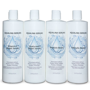 Aqualina Serum Starter Kit 16oz