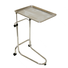 Space-saver metal tray GN27