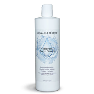 Aqualina Hyaluronic Boost Serum 16oz