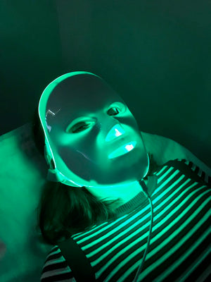 Snow LED Mask
