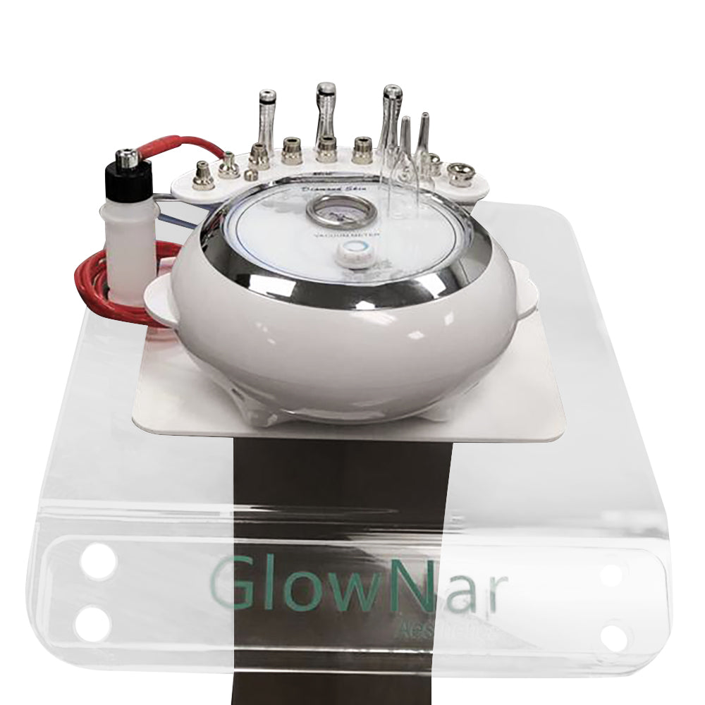 Crown 3-in-1 Diamond Microdermabrasion System