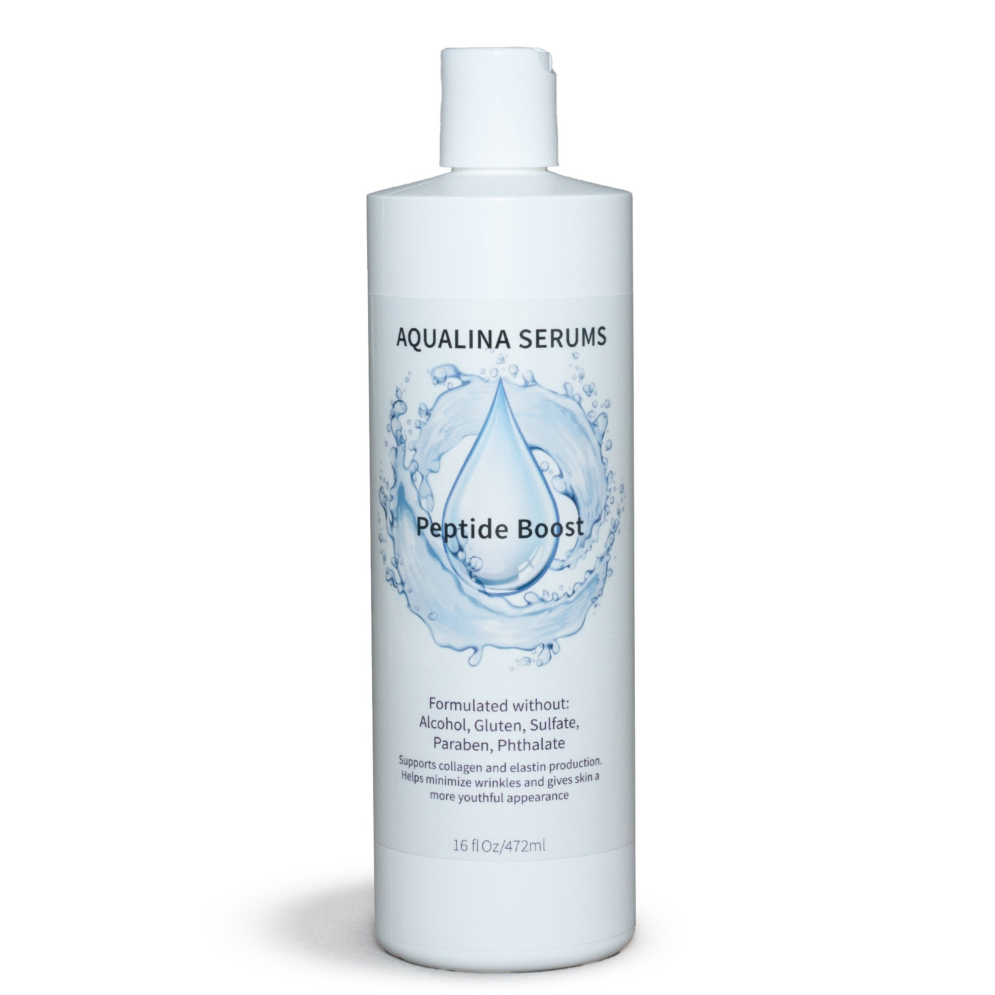 Aqualina Peptide Boost Serum 16oz