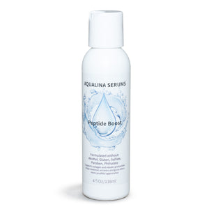 Aqualina Peptide Boost Serum 4oz
