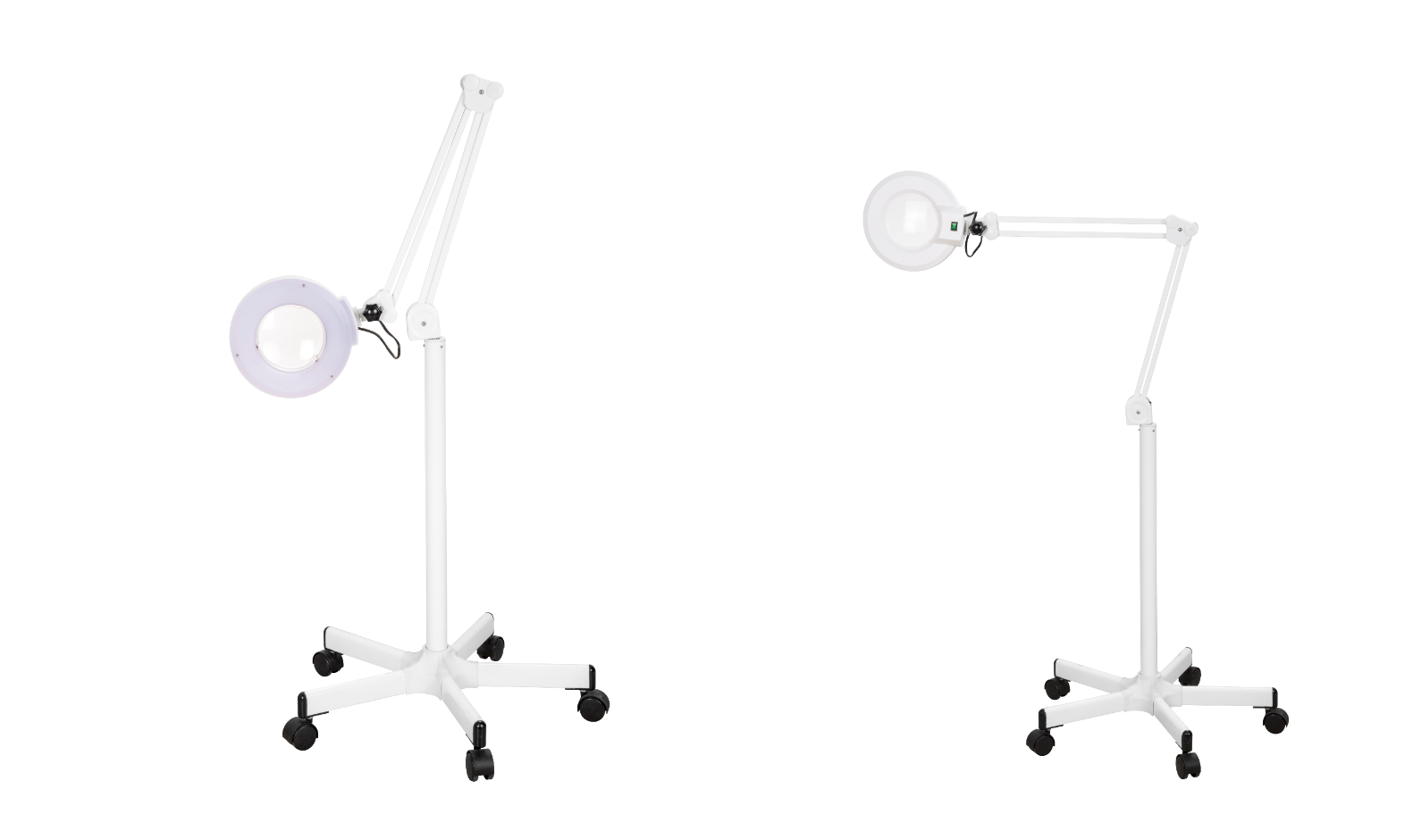 Fiona LED Magnifying Lamp