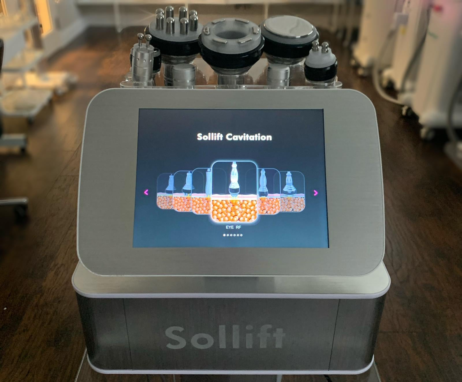 Sollift 6-in-1 Cavitation System