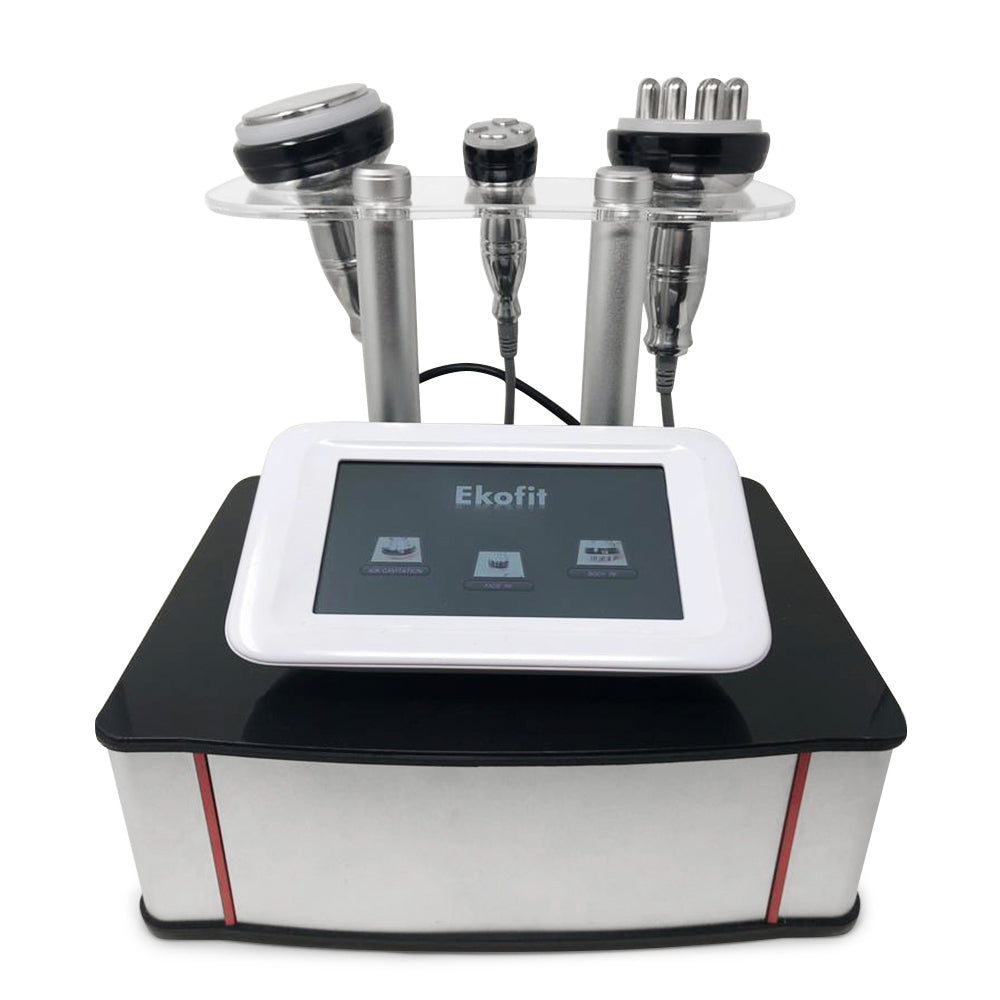 EkoFit 3 in 1 Cavitation with Radiofrequency for Face and Body