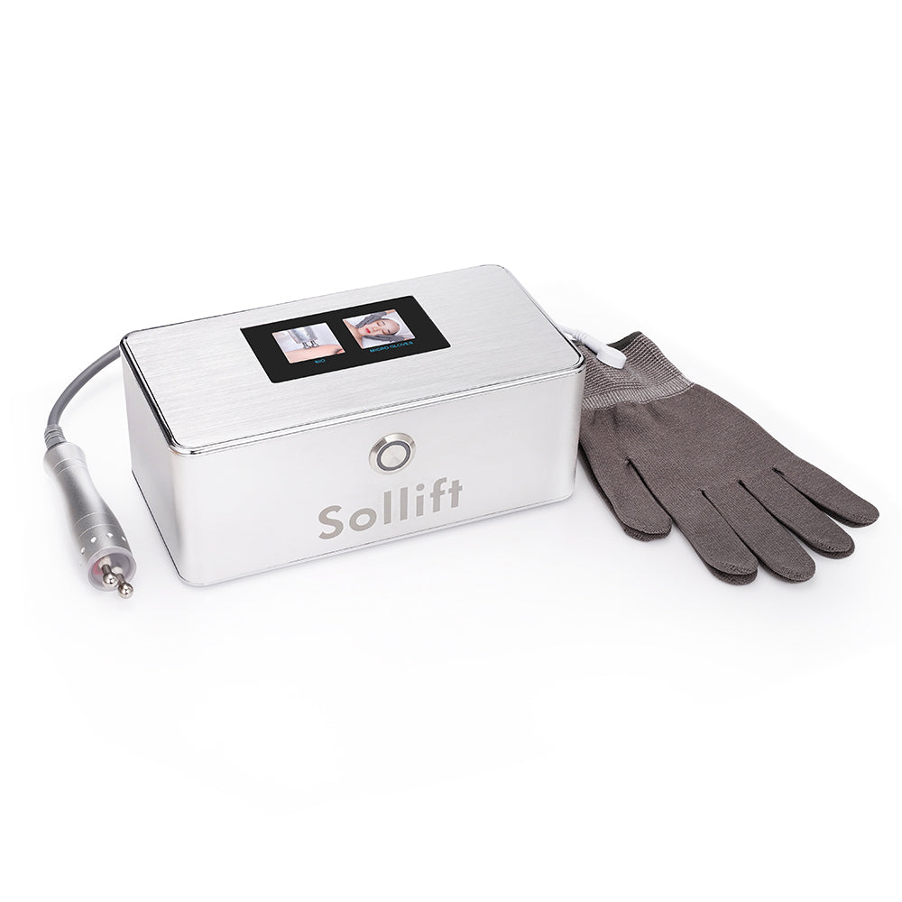 Newlift Microcurrent System with Gloves