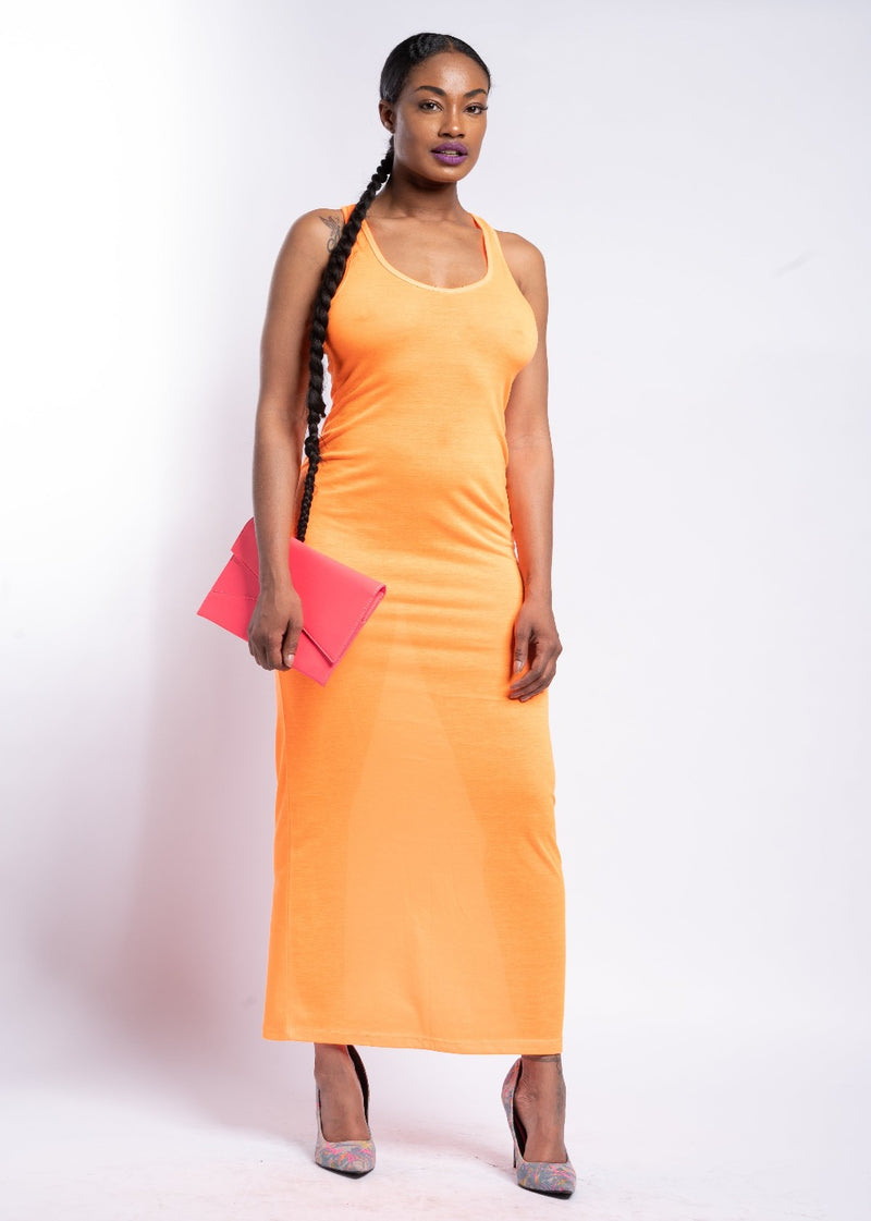 *Orange Signature Dress | LAST ONE