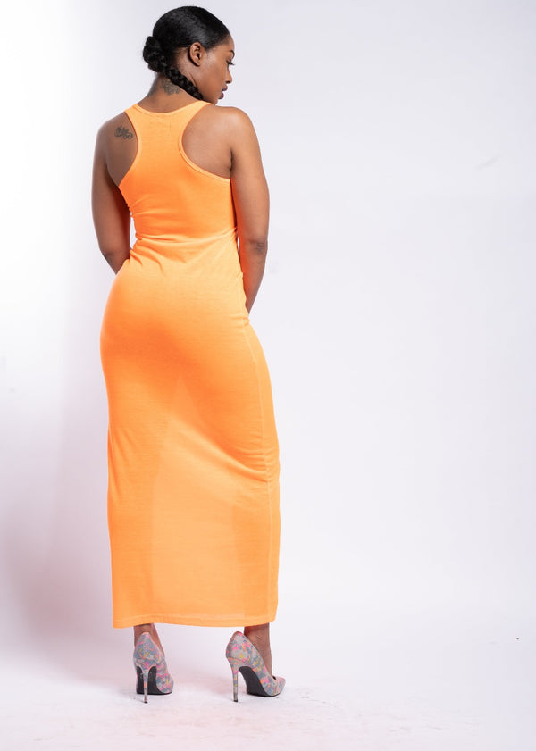 Orange Signature Dress