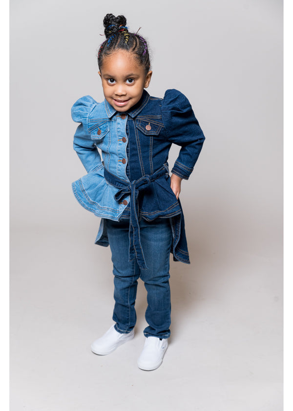 *Too Toned Denim | Kids