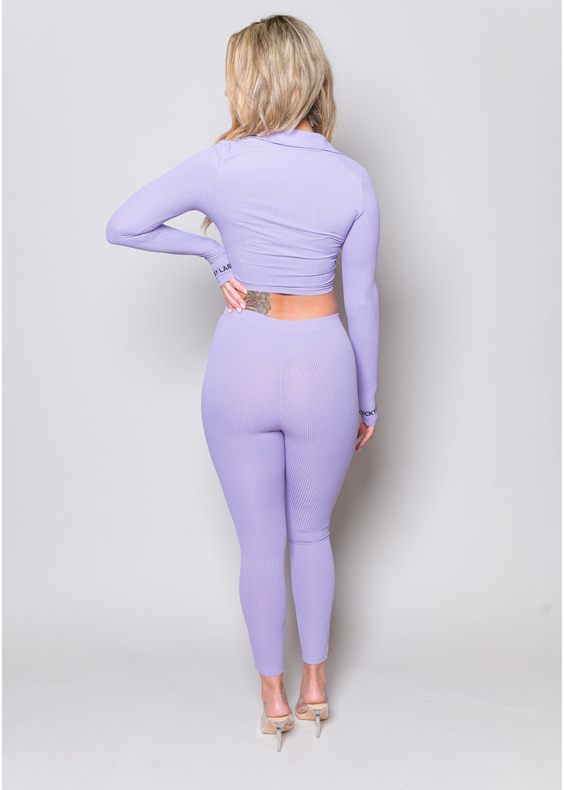 *Lucky Label Set | Lavender