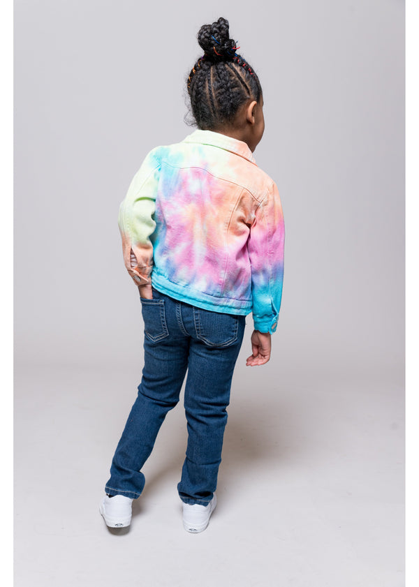 *Tropical Tie Dye | Kids