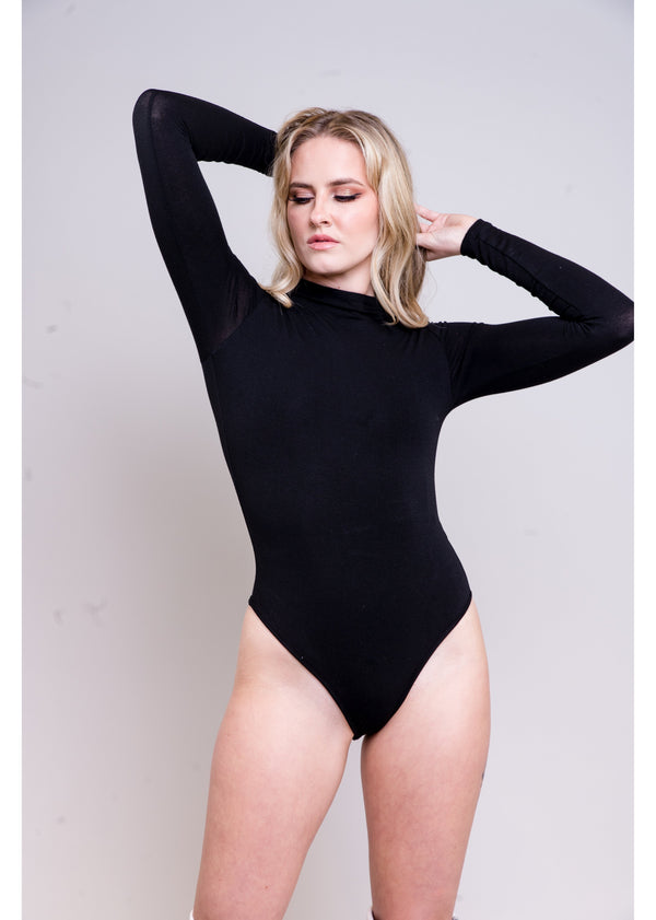 *Not So Basic Bodysuit