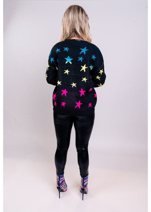 *Twinkle Twinkle Sweater | Black
