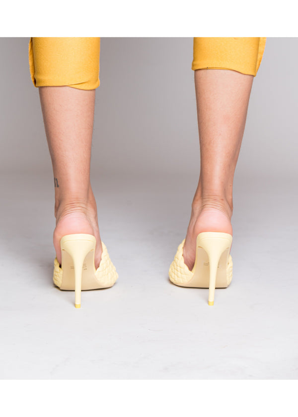 *Anson Heel | Yellow