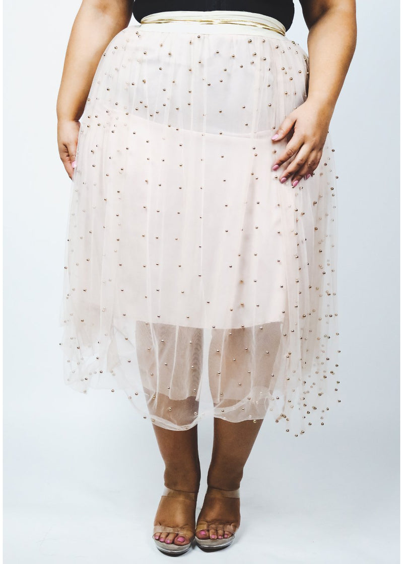 Connect The Dots Skirt