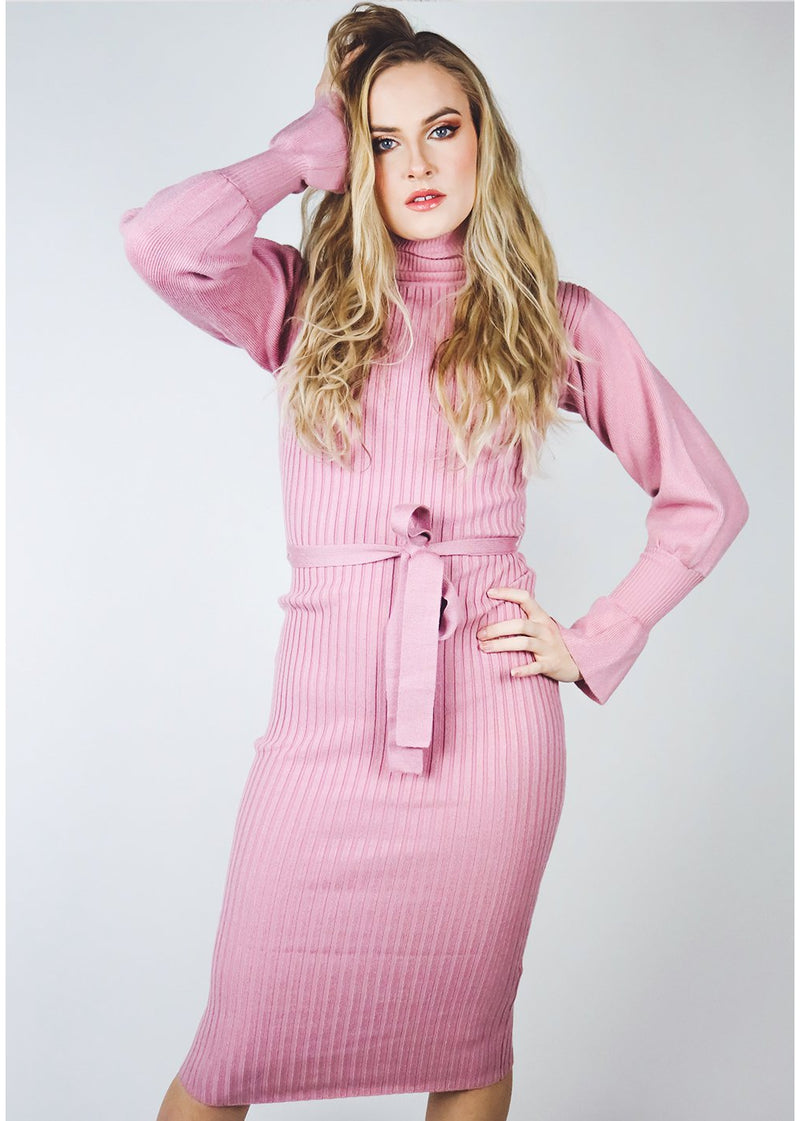 *You Are Love Dress | Pink