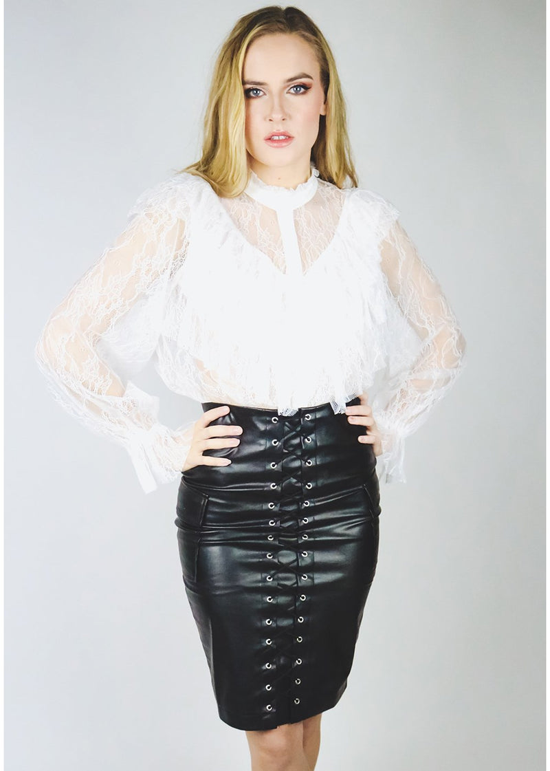 Liquid Luxe Skirt