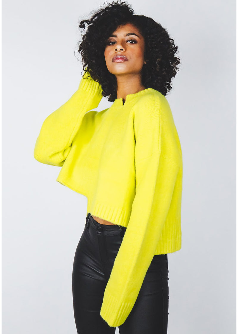 Neon Feels Sweater