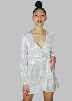 Sexy In Sequins (2 Colors)