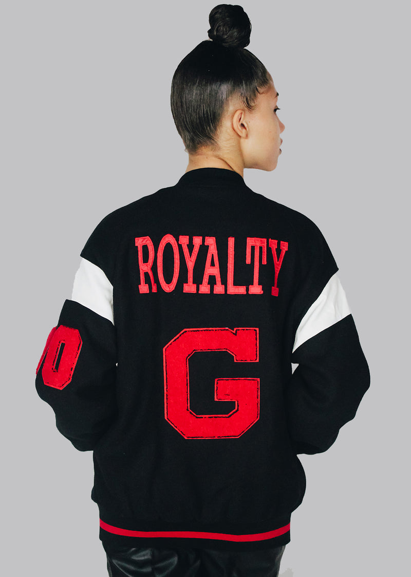 *Royalty Bomber