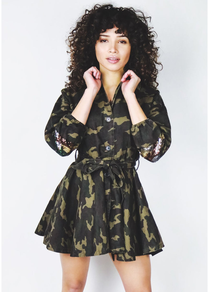 *CeCe Jacket | Dress