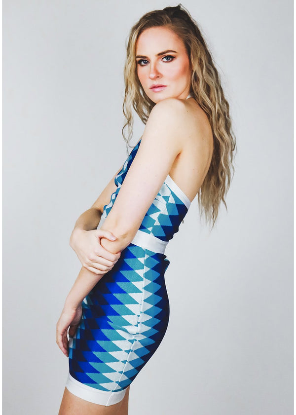 Ocean Vibes Dress | LAST ONE