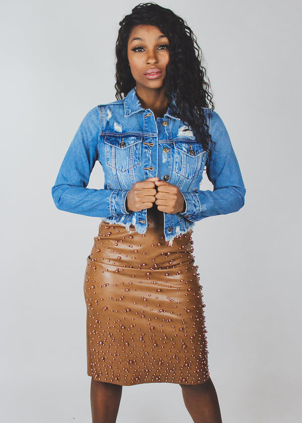 Coffee Delight Skirt