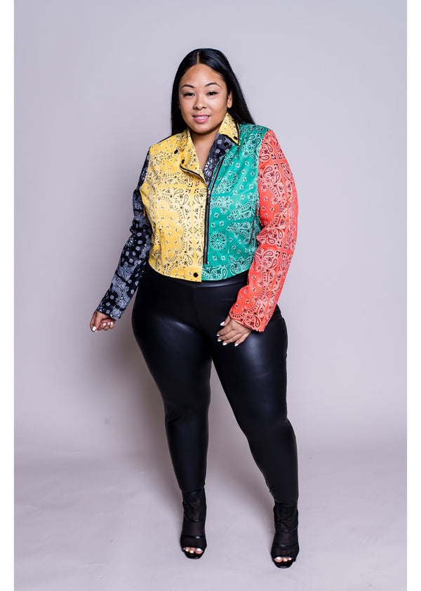*Madrid Jacket | Curvy