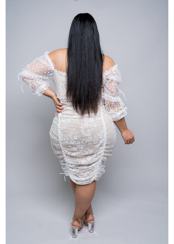 *Lady In Lace | Curvy