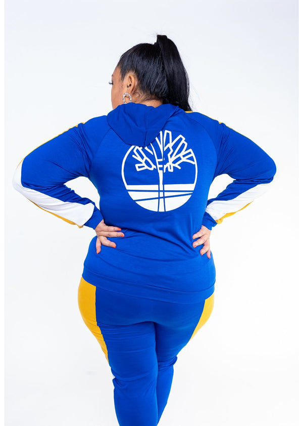 Timberland Set | Blue | Curvy