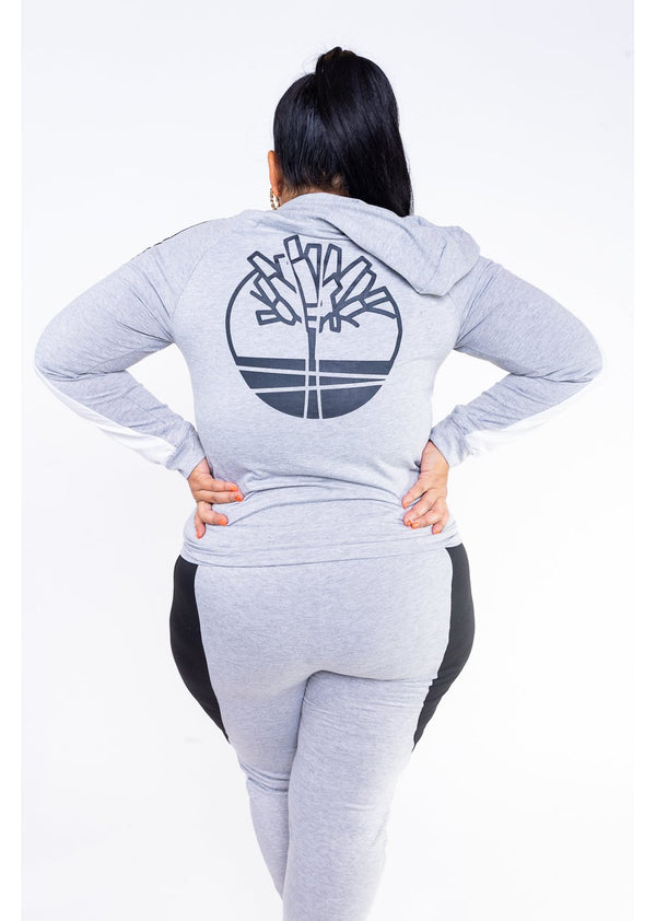 *Timberland Set | Grey | Curvy