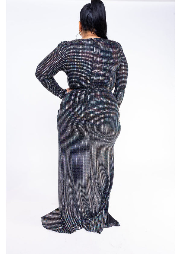 *Mirror Ball Dress | Curvy