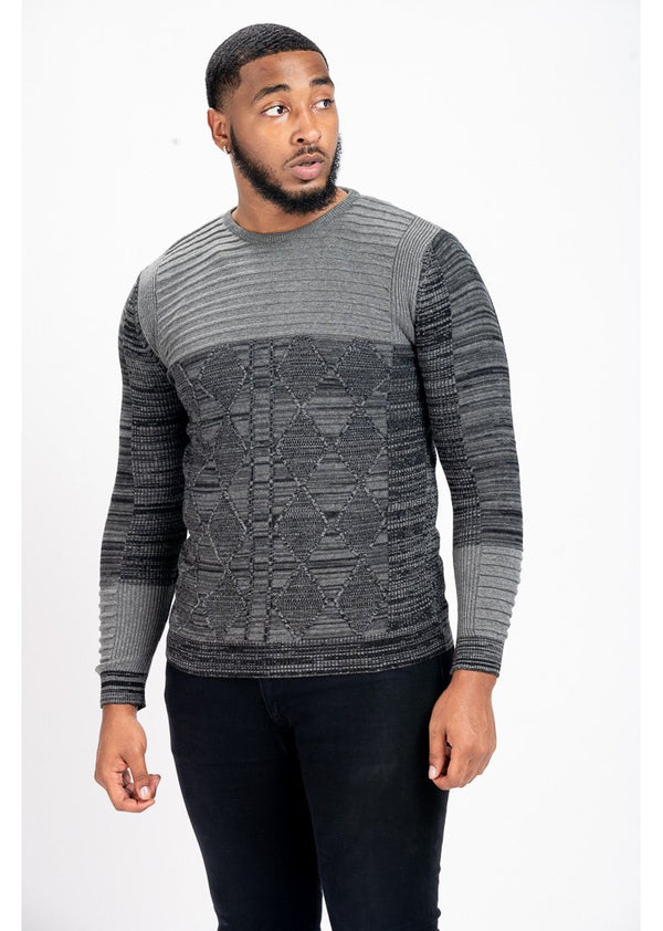 *Rob Sweater | Dark Grey
