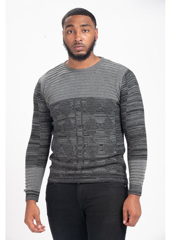 *Rob Sweater | Light Grey