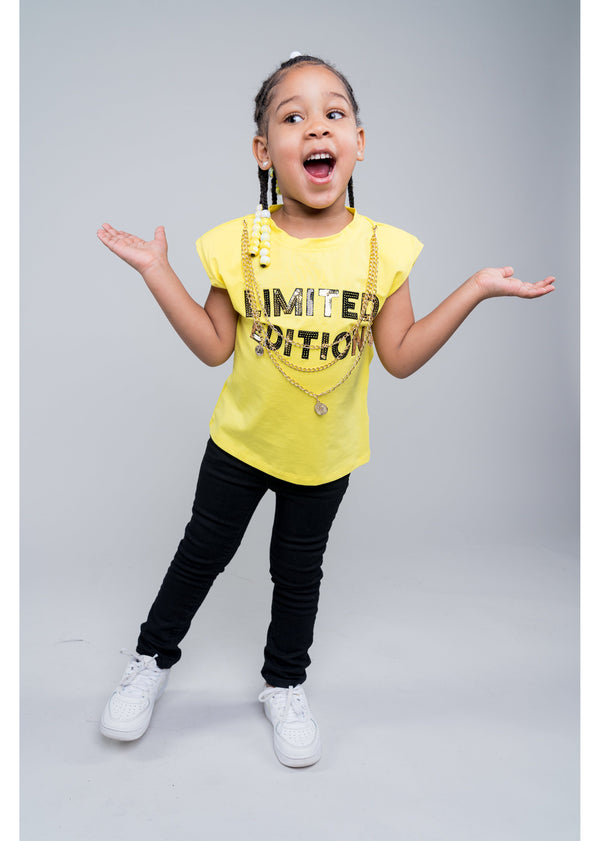*Gold Edition | Kids | Yellow