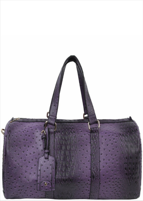 *ROC Duffle Bag | Purple