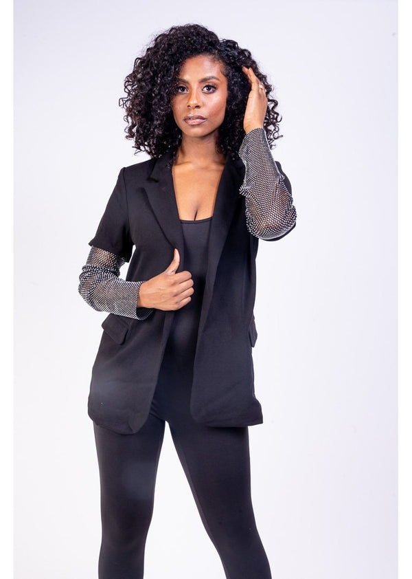 About That Life Blazer | Black