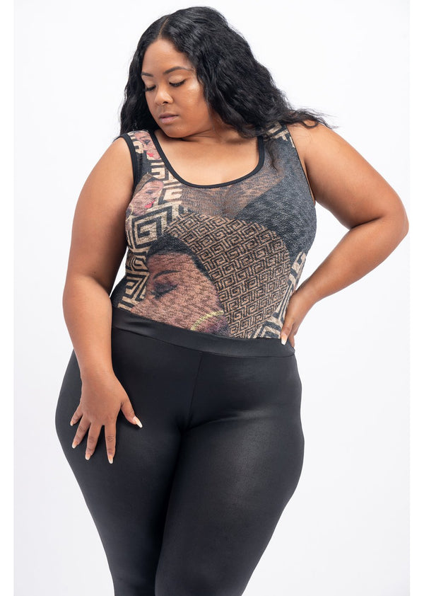 *Ashley Bodysuit | Curvy