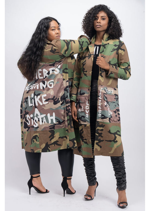 *Sistah Sistah Jacket | Last One