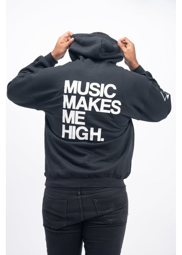 MMMH Sweatshirt | Black