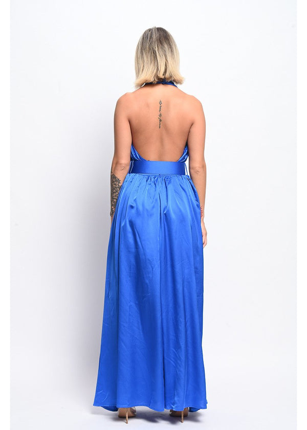 *The Blues Never Looked So Good Jumpsuit