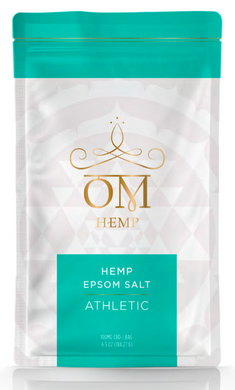 Athletic 100mg CBD Epsom Salt