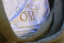 Load image into Gallery viewer, Welcome OM Ultra Soft Crop Hoodie