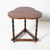 EARLY XXth CENTURY CLOVER TABLE