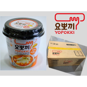 Yopokki Cup Box of 30s (120g)