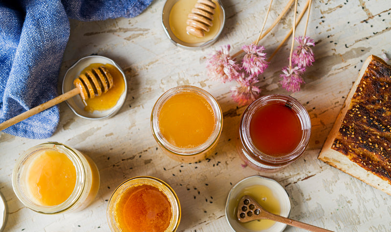 HONEY OF THE MONTH: JULY'S AGRUMI